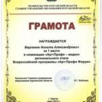 Арт-Профи Форум - Варлаков Никита