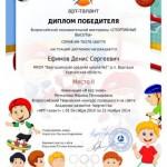 спорт-Ефимов Д-001