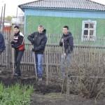 у Гвоздевой Федоры Николаевны