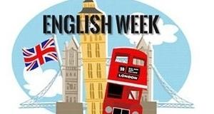 Неделя английского языка с 25 по 29 января 2016 года
