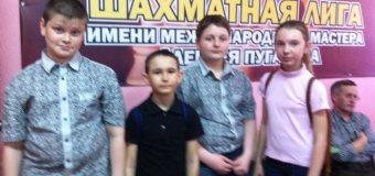 Первенство по шахматам  «Белая ладья-2016»