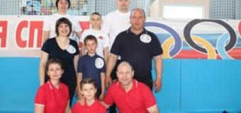 Районные соревнования «Мама+Папа+Я=Спортивная семья»
