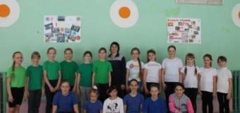 Спортивный праздник для девочек 4-х классов