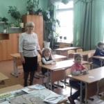 Нина Николаевна с детьми