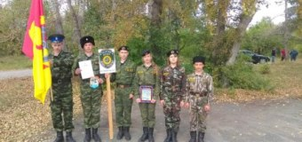 Юные спасатели. XVII региональные соревнования «Школа безопасности»