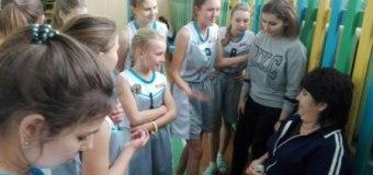Соревнования по «Баскетболу» в зачет Спартакиады обучающихся Варгашинского района
