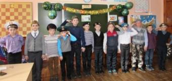 Игровой праздник для мальчишек во 2 «А» классе