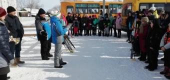 22 февраля 2019 года прошли соревнования по лыжным гонкам в зачет Спартакиады обучающихся
