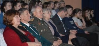 28 февраля 2019 года школа встречала почетных гостей