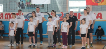21 апреля 2019 года прошли районные соревнования на базе физкультурно – оздоровительного комплекса (р.п. Варгаши).