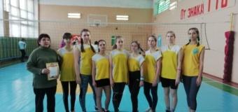 Соревнования по волейболу в зачёт спартакиады обучающихся Варгашинского района