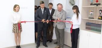 Торжественная церемония открытия новых учебных аудиторий