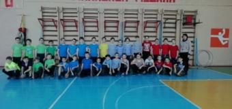 В начальной  школе прошли соревнования «А ну, мальчики!»,  посвященные  75-летней годовщине Победы в Великой Отечественной войне