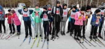 29.02.2020 года прошли соревнования по лыжным гонкам в зачёт Спартакиады обучающихся