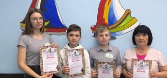 Участники областных соревнований «Школьная шахматная лига»